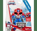 Transformers Heroes Rescue Bots Optimus Prime Figura de acción