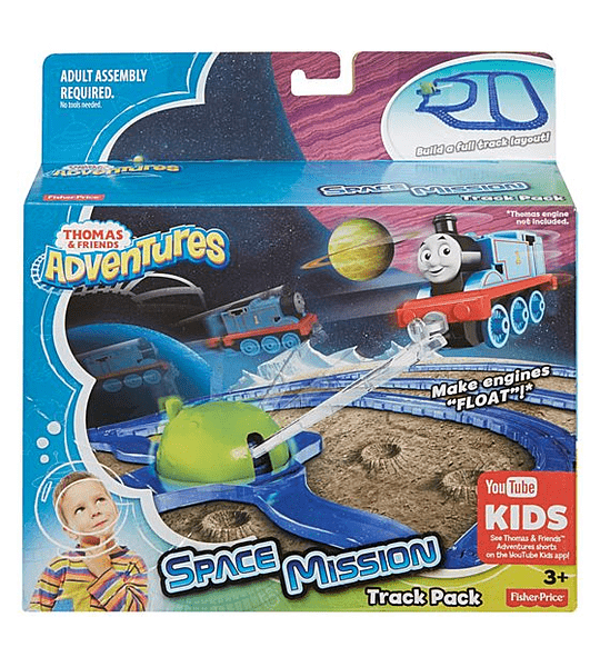 Thomas & Friends pista Adventures Space 1, Fisher Price