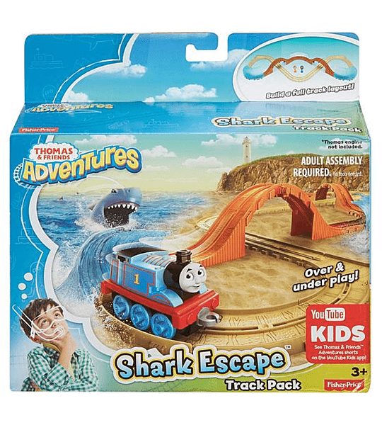 Thomas & Friends pista Adventures Space 2, Fisher Price