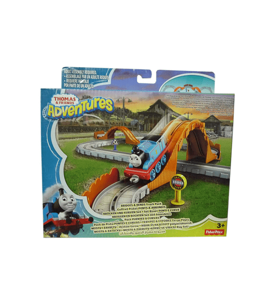 Thomas & Friends pista Adventures Space 3, Fisher Price