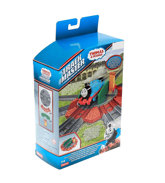 Thomas & Friends Estación Giratoria