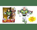 Buzz Lightyear con voz de Toy Story 4 - 21 frases de la Película