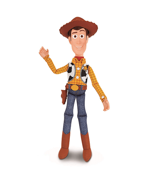 Woody Sheriff ,  Toy Story 4, dice 15 Frases