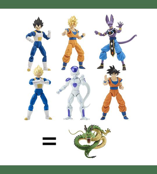 Goku Dragon Ball Stars, de BANDAI