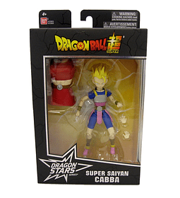 Cabba Super Saiyan Dragon Ball Stars- Bandai