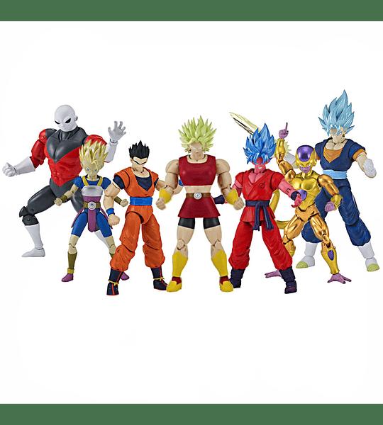 JIREN Dragon Ball Stars, Bandai