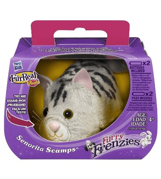 FurReal Friends, Furry Frenzies Senorita Scamps