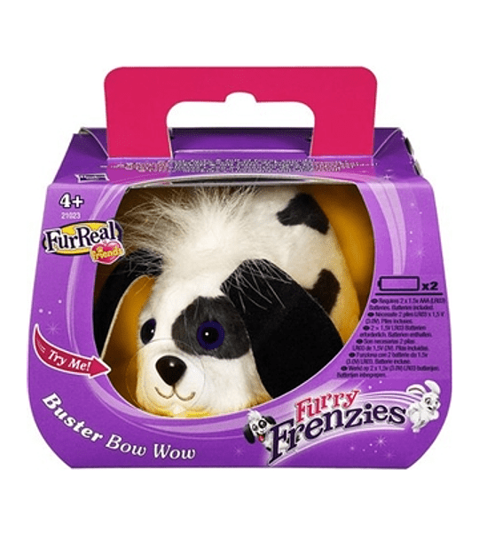 FurReal Friends Furry Frenzies Pet - Buster Bow Wow