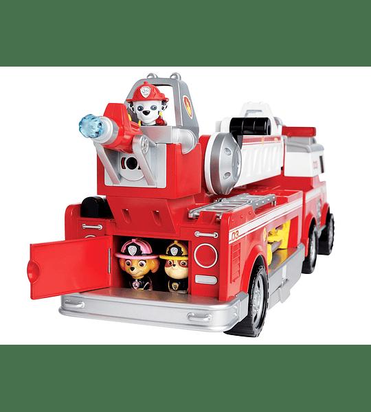 Camion de Bombero Patrulla Canina