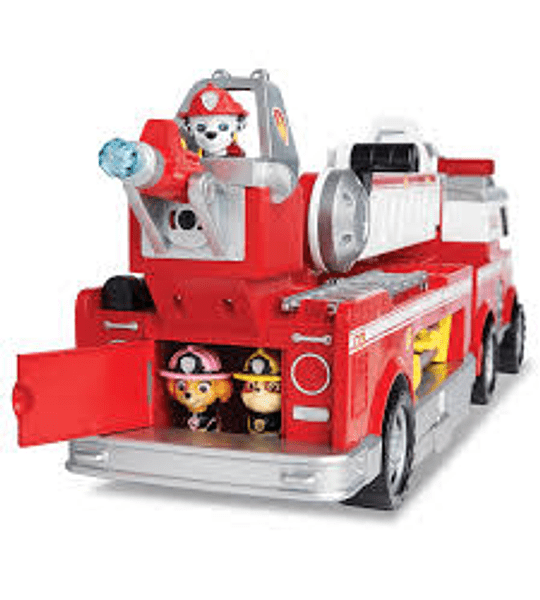 Paw Patrol - Ultimate Rescue Bombero