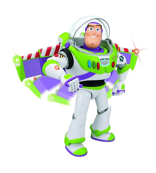 Space Ranger Auténtico Buzz Lightyear Toy Story