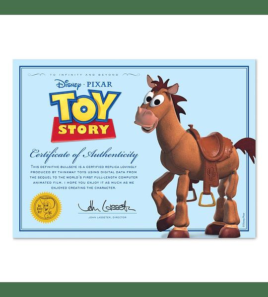 Tiro al Blanco Caballo de Woody Toy Story