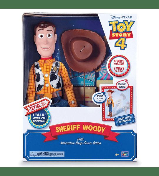 Sheriff Woody Se desmaya Toy Story 4