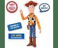 Sheriff Woody – Se desmaya Toy Story 4