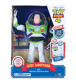 Buzz Lightyear se Desmaya Toy Story 4