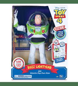 Buzz Lightyear se Desmaya Toy Story 4