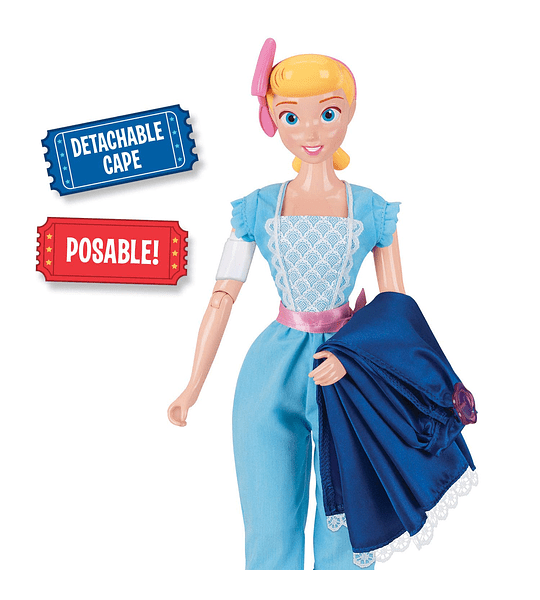 Pastorcita Betty 20 Fases Deluxe Adventure Figura - Toy Story 4