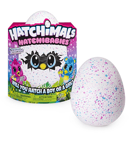 Hatchimals - Hatchibabies Cheetree