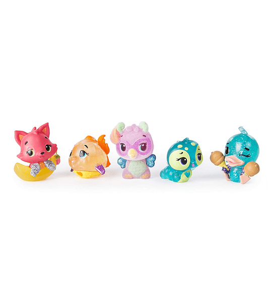 Hatchimals Coleccionables pac de 4