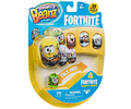 Mighty Beanz Fortnite 4 Unidades