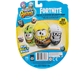 Mighty Beanz Fortnite 4 Unidades
