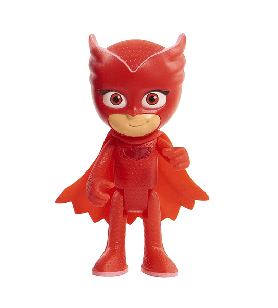 PJ Masks- Figuras de acción (Bandai) Buhíta
