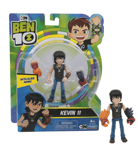 Ben 10  Giochi Preziosi,  Kevin