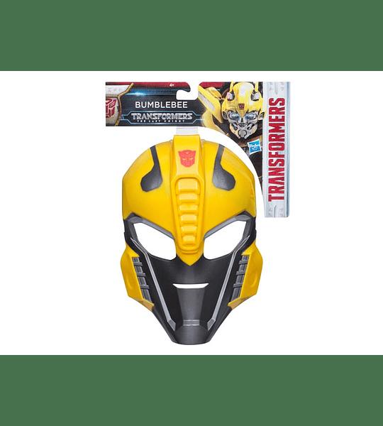 Transformers - Máscara Assortmet Bumblebee