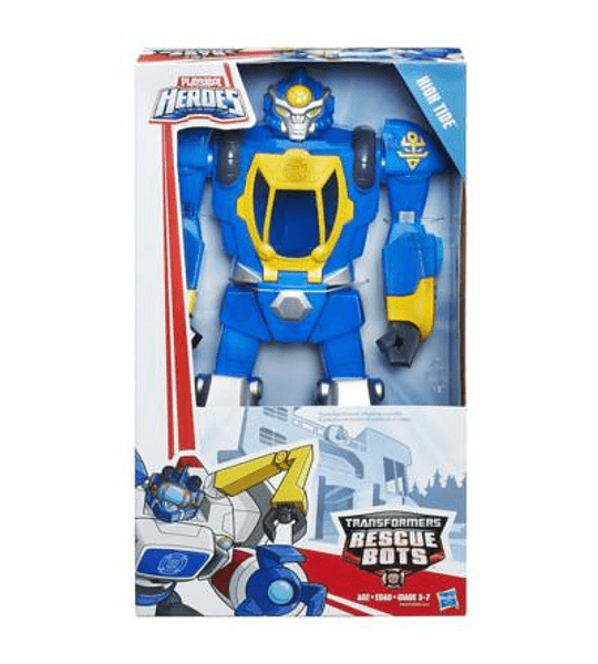 TRANSFORMERS RESCUE BOTS HIGH TIDE FIGURE
