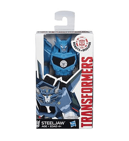 TRANSFORMERS TITAN GUARDIAN STEELJAW.