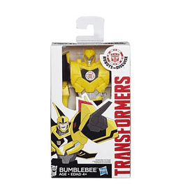 TRANSFORMERS ROBOTS IN DISGUISE DE BUMBLEBEE TITAN GUARDIANS.
