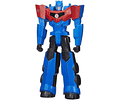 TRANSFORMERS ROBOTS IN DISGUISE DE OPTIMUS PRIME TITAN GUARDIANS.