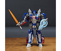 TRANSFORMERS: THE LAST KNIGHT PREMIER EDITION OPTIMUS PRIME CLASE VIAJERO