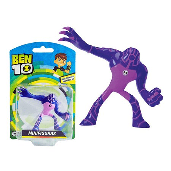 Upgrade - ben 10 mini Figura