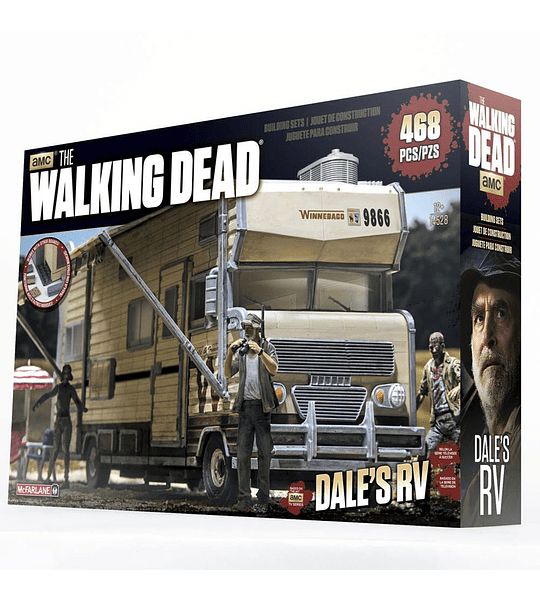 The Walking Dead - 468 piezas Dales RV.