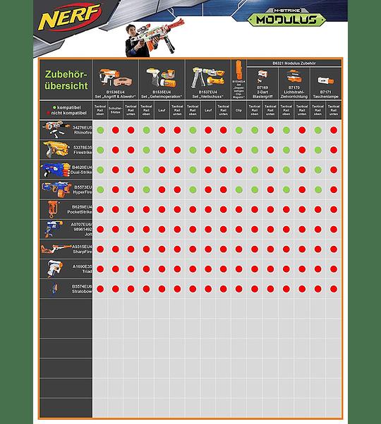 Nerf - Modulus Tri-Strike ( Hasbro)