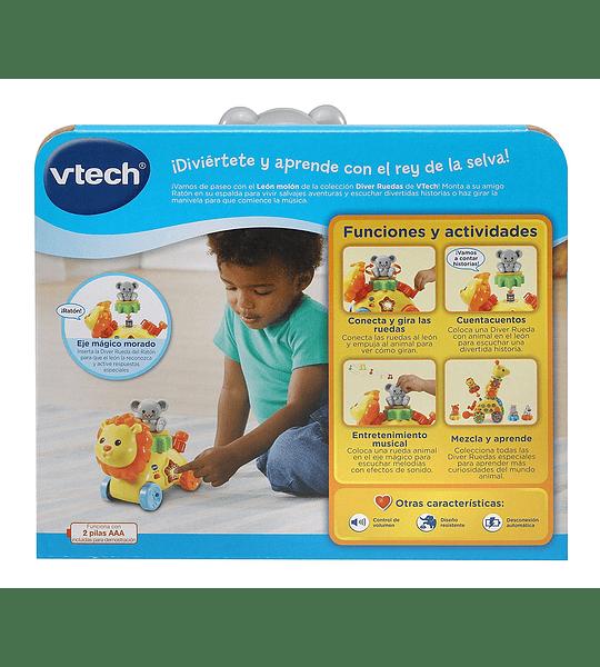 VTech- León Interactivo