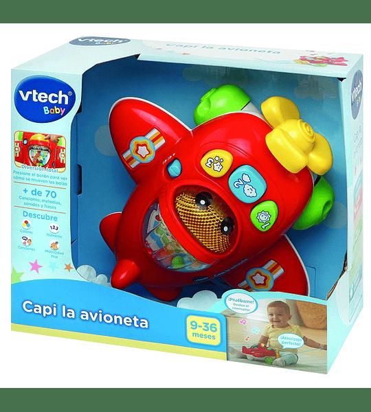 Vtech - Capi la Avioneta