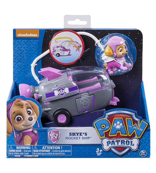 Paw Patrol - Skye's Rocket Ship