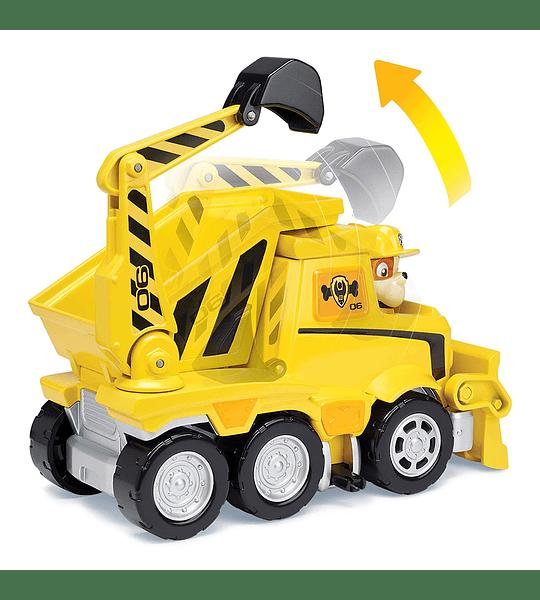 Rubble Excavadora Ultimate Rescue Paw Patrol