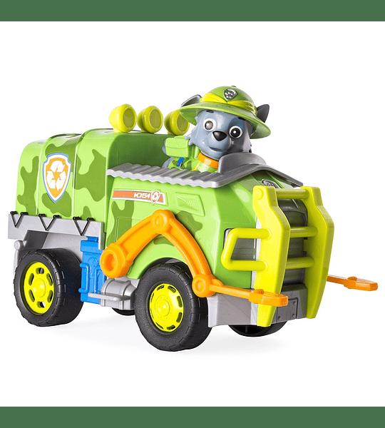 Paw Patrol - Rocky Jungle Vehículo