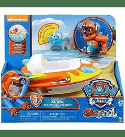 Paw Patrol -  Zuma Speedboat