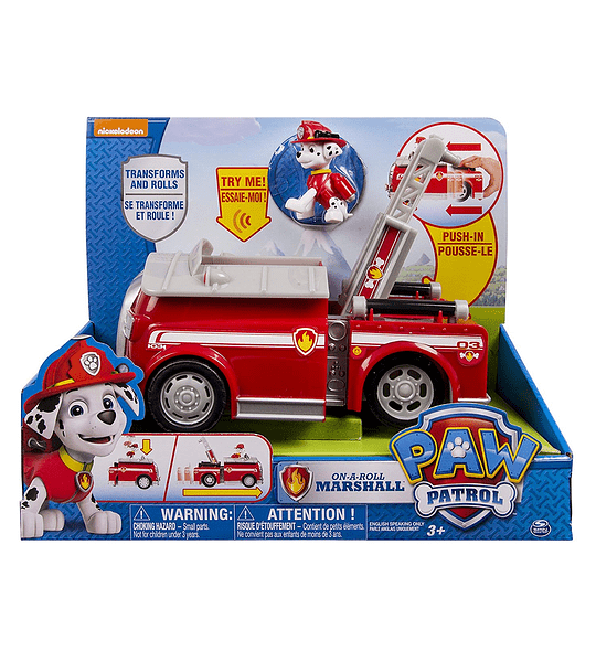 Paw Patrol - On A Roll Marshall