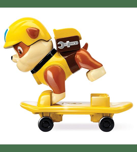 Paw Patrol - Rubble en skate