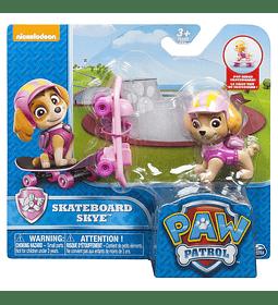 Paw Patrol - Skye en skate