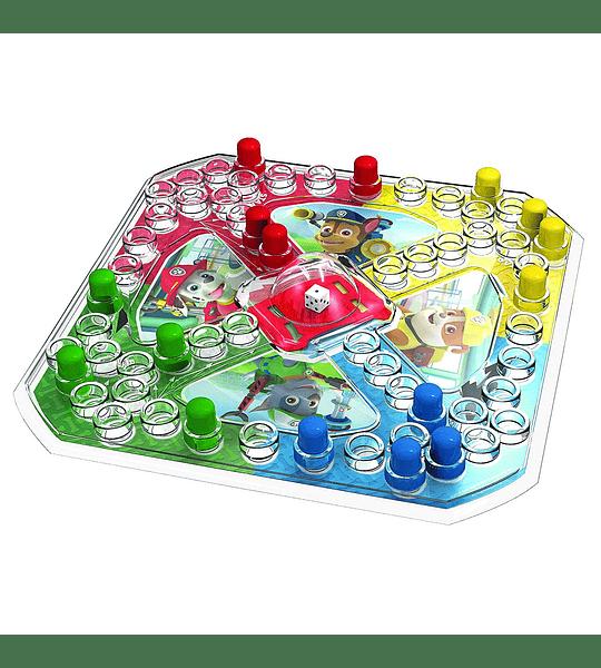 Paw Patrol - Juegos de mesa 3 x 1