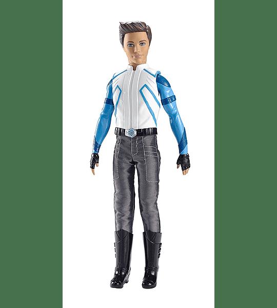 Ken - Traje de galáctico Mattel