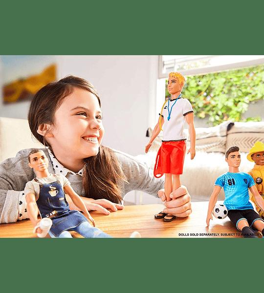 Ken - Salvavidas con accesorios Mattel