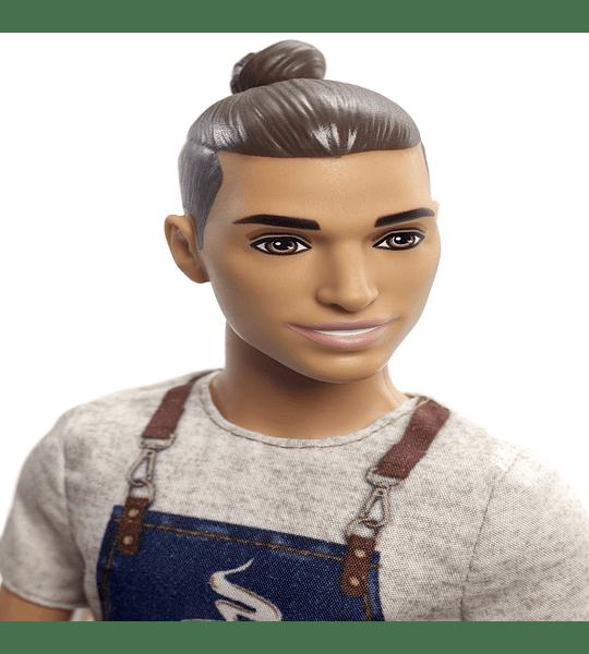 Ken - Mozo con accesorios Mattel