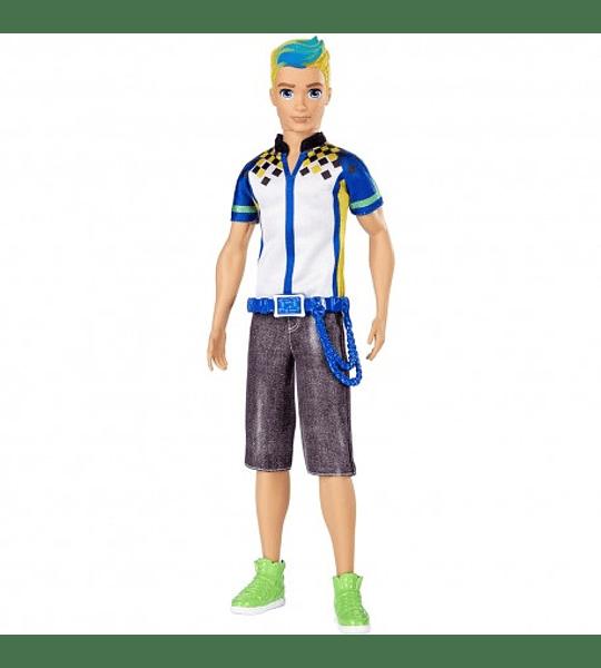 Ken - Super Heroína del Videojuego